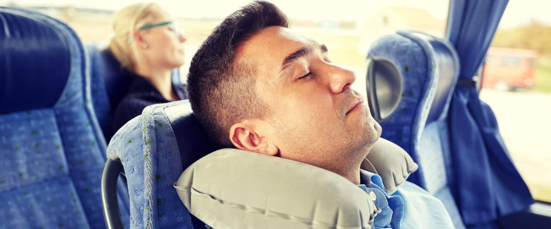 voyager en bus confortablement